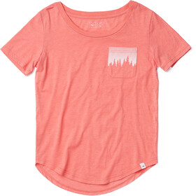 tentree Juniper Shortsleeve Shirt Women red